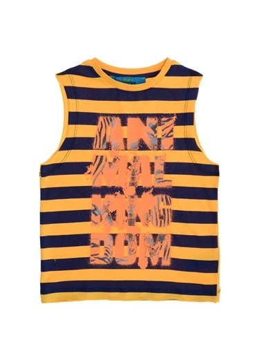 Funky Rocks Funky Rocks İç Giyim Atlet Sarı